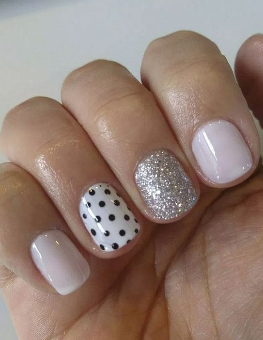 Superior And Graceful Pure Color Nails nails, nail design,pure color nails,nail art