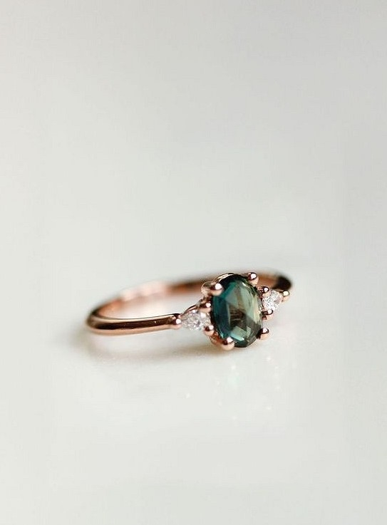Delicate and small rings in your daily life Simple and delicate ring, ring design, popular rings on 2019