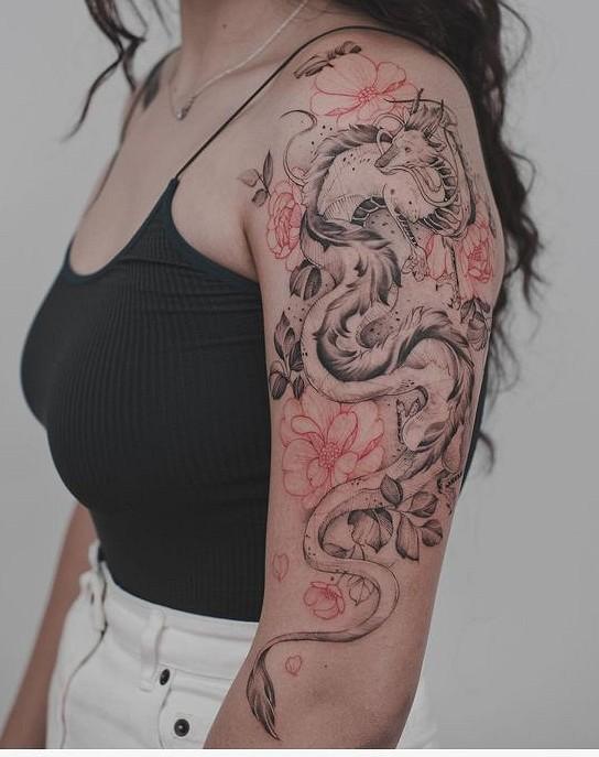 37 Dreamy Myth Tattoo for Tattoo Lovers tattoos, little tattoos,  tattoo ideas,tattoo for women