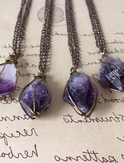 Natural and beautiful mineral jewelry necklace mineral jewelry, necklace, Accessories,colorful