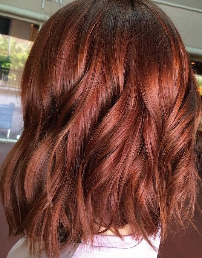 38 Attractive Red Hair Must Be Tried for Active Girls red hair, curl red hair, short red hair