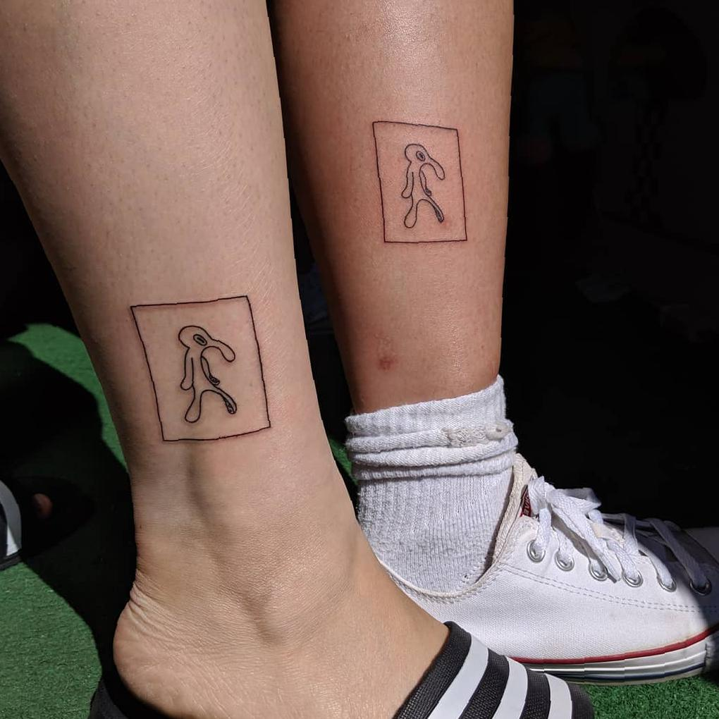37 Extraordinary Female Calf Tattoos To Make You Jump Up With Joy calf tattoos,female tattoo,tattoo for women,tattoo trends,esthetic tattoo,ordinary tattoo
