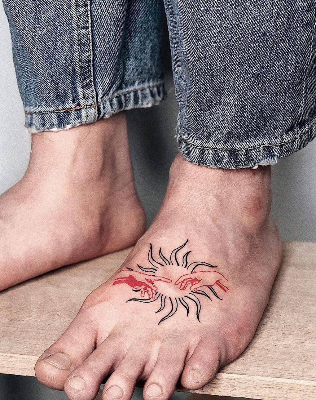 Best Leg Tattoo Idea Images for Women tattoo, tattoo images, leg tattoo, women tattoo, tattoo design