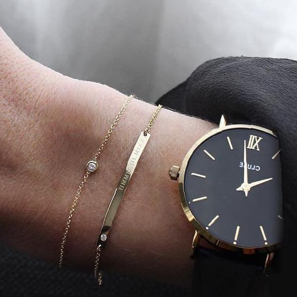 Everyday decorative bracelets become more refined bracelet, decoration, body, fashion, Accessories