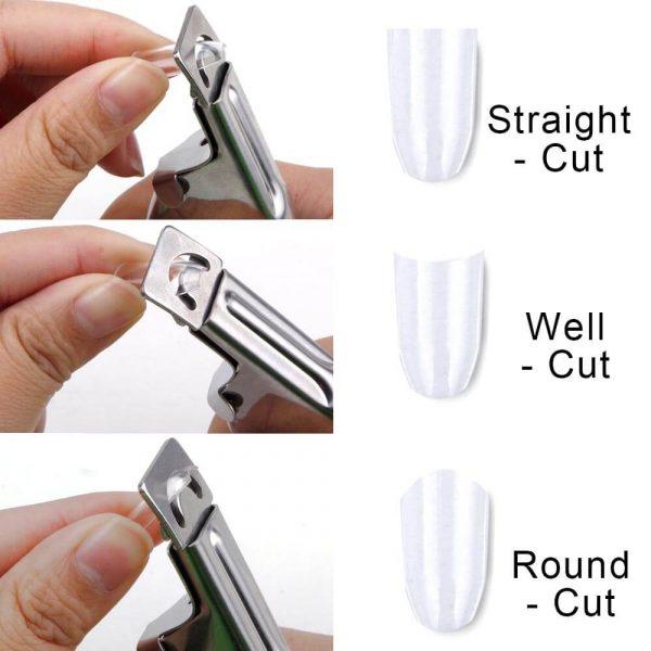 Professional Nail Art Clipper Edge Cutters VT202220 - Vettsy