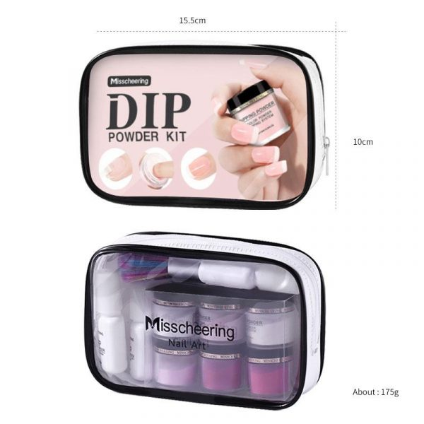 10pcs Dipping Powder Set VT202273 - Vettsy