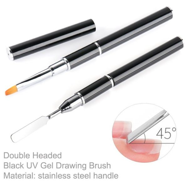 1pcs UV Gel Nail Art Brush Pen VT202091 - Vettsy