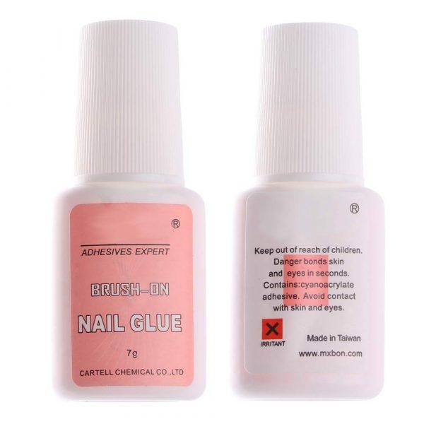 7g Fast Drying Nail Glue for False Nails VT202253 - Vettsy