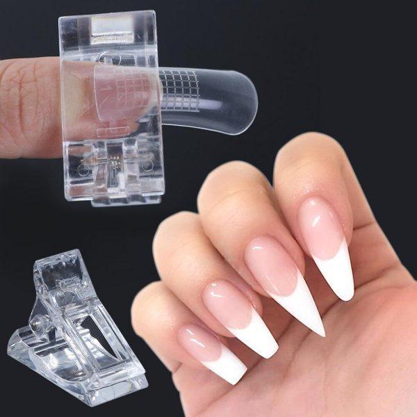 1pcs Acrylic Nail Pinching Clip for Nail Extension VT202242 - Vettsy